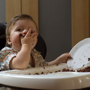 Cel mai sănătos mod de a mânca este cel de-a te juca!