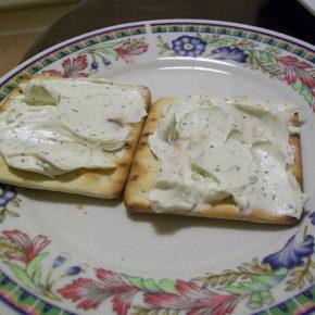 Cremă de brânză cu chimen