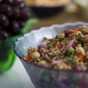 Salată de năut