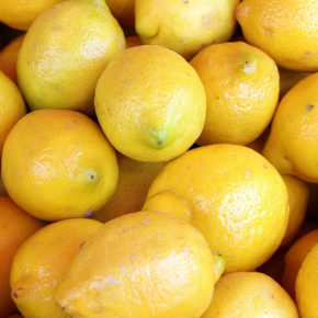 Lămâie, vitamina C și nu numai