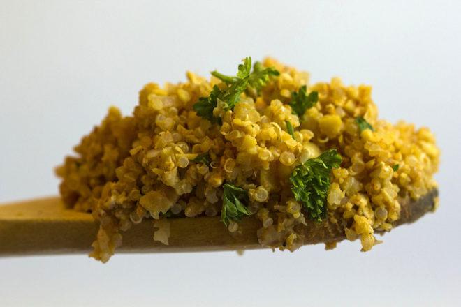 ardei copți cu quinoa