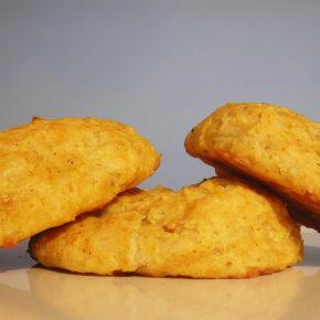 Biscuiţi cu brânză Cheddar