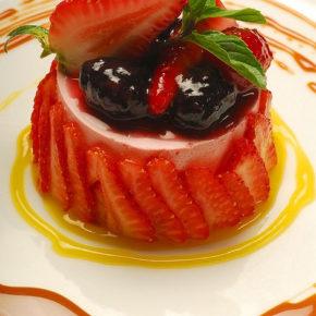 Minichecuri cu căpșuni