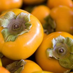 Persimmon, fruct cu efect antioxidant
