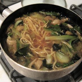 supă de tofu