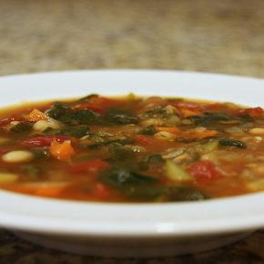 supă plină de vitamine