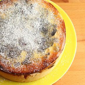 Prăjitură cu vișine