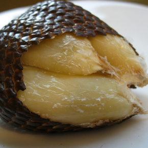 Salak, fructul ascuns într-o piele de șarpe