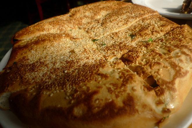 pâine din unt de migdale, fără gluten