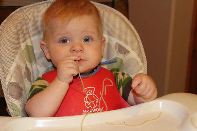 spaghete cu rucola