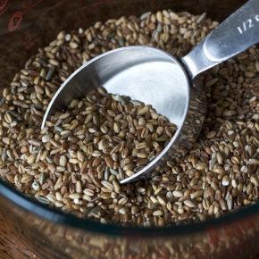 De ce se hidratează cerealele integrale?