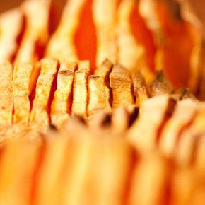 Cartofi acordeon