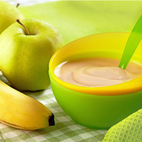 Piure de fructe aromat