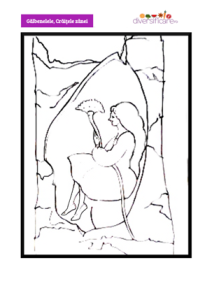 galbenele craitele zanei de urcat