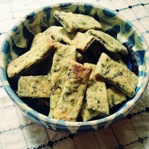 biscuiți cu legume