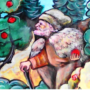 Mărul – Poveste pentru copii