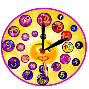 Ceasul – Poveste pentru copii