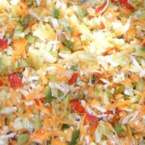 Salată de iarnă
