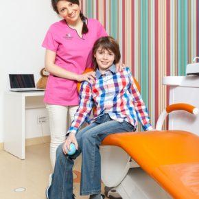 Trainerul dentar, pentru o dezvoltare sănătoasă a copilului