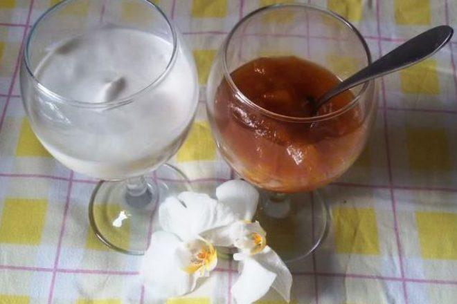 iaurt de cocos