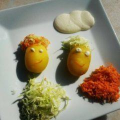 Cartofi amuzanți (de la 1 an)