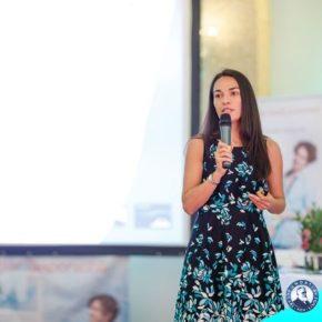 Eugenia Dobrescu la Școala Părinților Responsabili