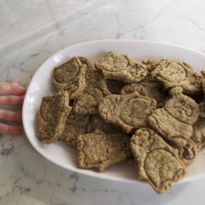 Biscuiți cu semințe măcinate